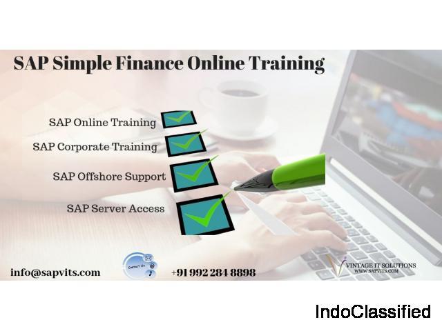 SAP Simple Logistics Online Training in Bengaluru