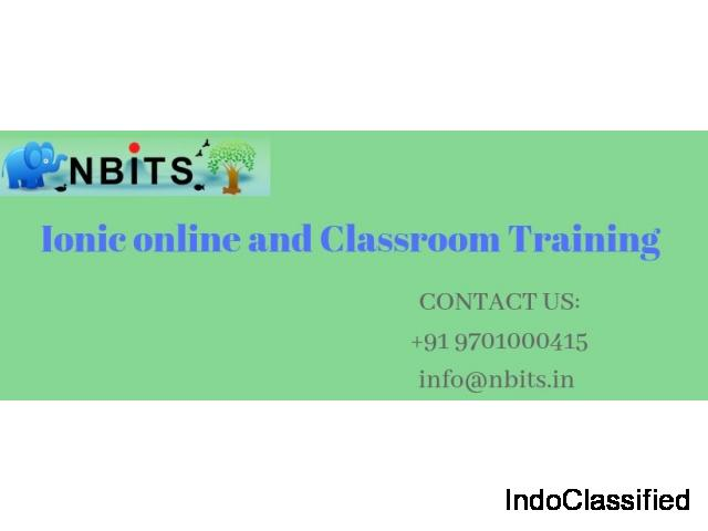 Best Ionic online and Classroom Training in India | NBITS