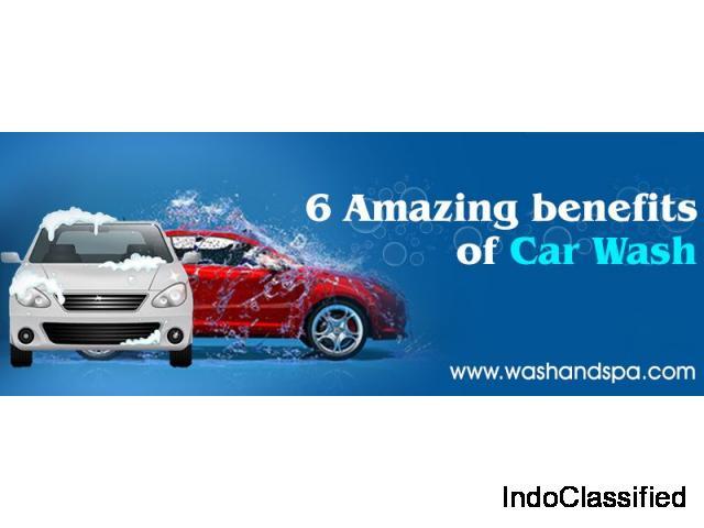 Amazing Benefits of Car Wash : Wash & Spa