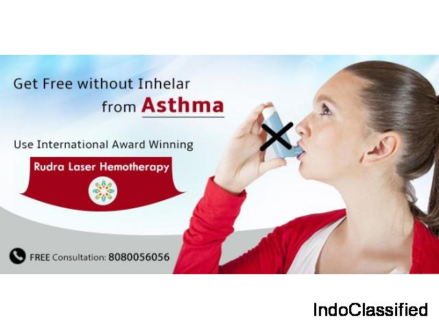 Asthma Specialist in Pune – Rudra Lasers Hemotherapy Clinic
