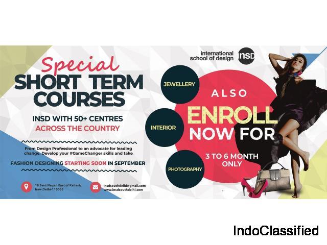 Best Fashion and Interior Designing College/Institute in India