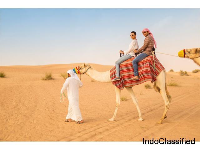 Dubai Dussehra Special Package (Group Tour)