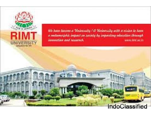 Best Management (MBA, BBA) University in Punjab