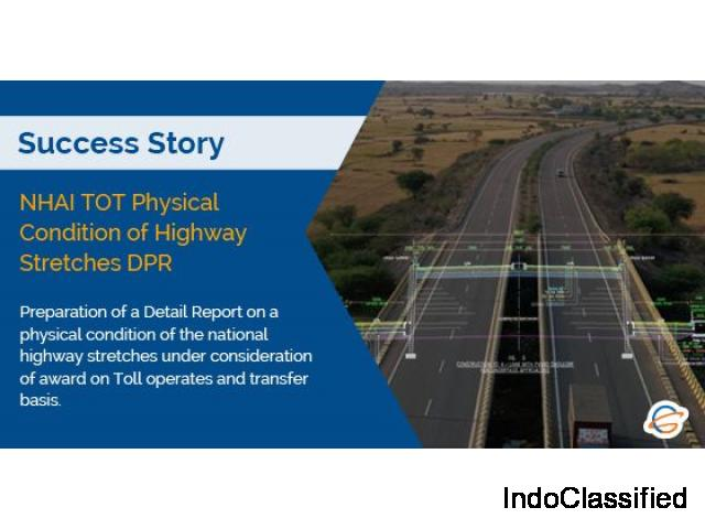 NHAI TOT Physical Condition of Highway Stretches DPR