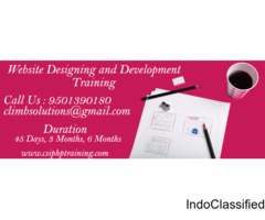 Best PHP and Web Designing Development Training in Zirakpur.