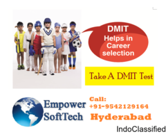 We provide DMIT Test by professionals.