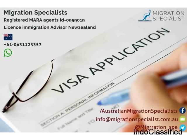 Immigration Consultants Australia for Any Visa Related Services