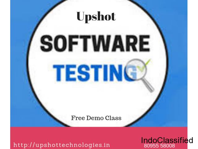 Software Testing training institute with specialized BTM, Marathahalli, Bangalore
