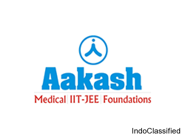 Akash Inst. Scholarship  for preparation of medical entrance examinations
