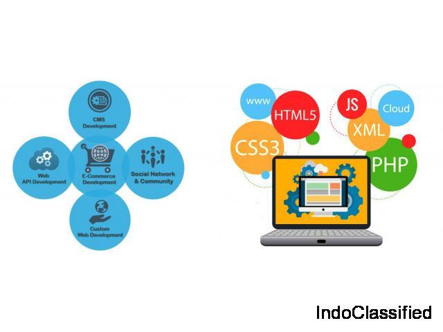 web development service company