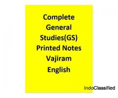 Get Vajiram And Ravi Notes At The Best Possible Rates Here!