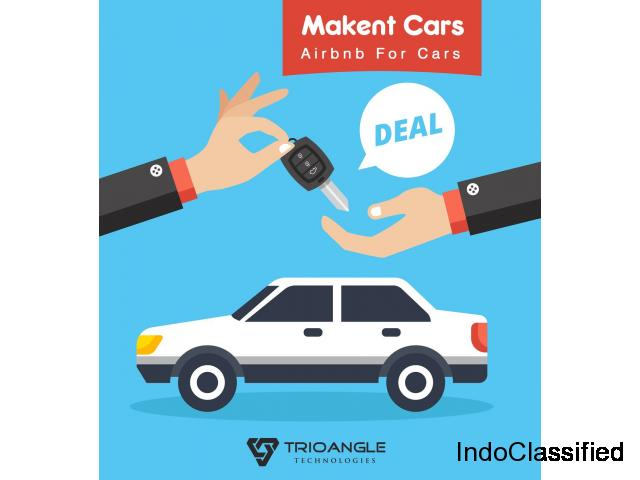 Makent Cars - Airbnb for cars