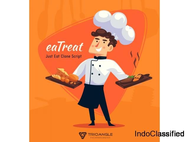 eaTreat - Just Eat Clone