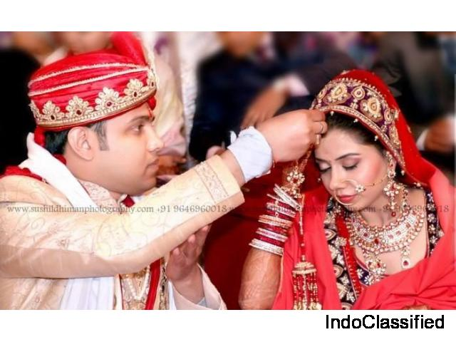 Sushil Dhiman Photography-Best Wedding Photographer in Chandigarh