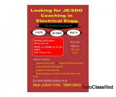 Coaching for JE/SDO