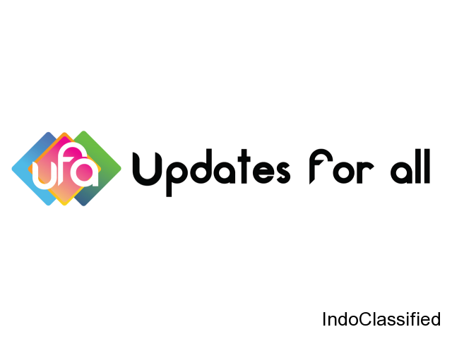 Updatesforall - A place to explore loads of stuff