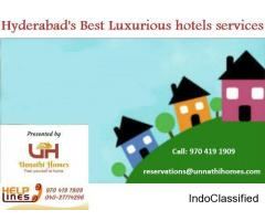 Spacious Guest Houses in Hyderabad