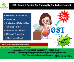 The Best Training Institute For GST Training Course in Laxmi nagar