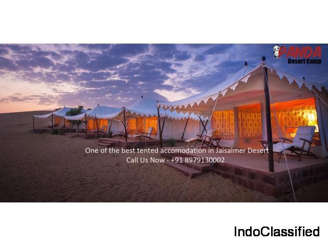 Best desert camp in Jaisalmer
