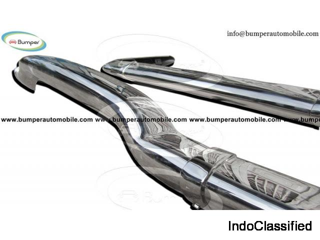 Renault Caravelle bumper new (1958-1968) stainless steel