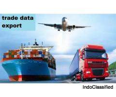 Subsequently Everywhere Can I Collect Information about trade data export?