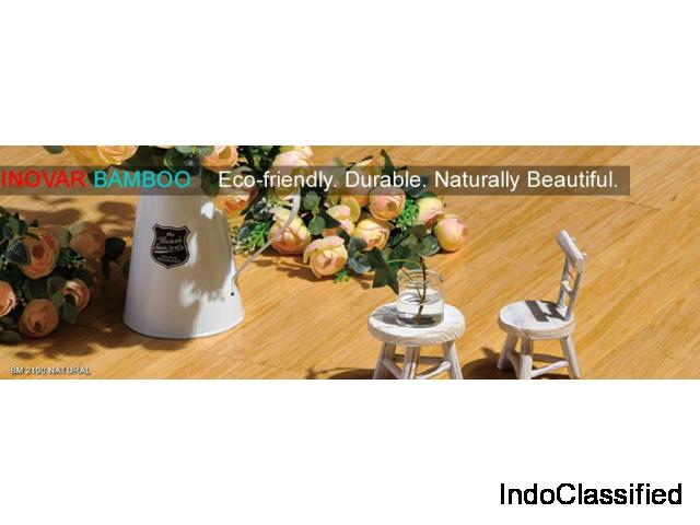 Buy best quality bamboo flooring in India| Inovar floor