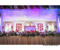 Wedding stage decorators in coimbatore | Wedfish Coimbatore