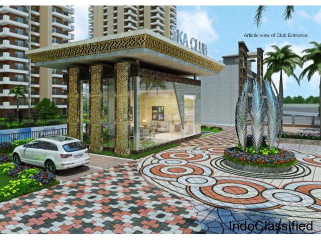 Navratri Offer, Book 3 Room Flat with SKA Metro Ville, Gr.Noida : 8750-488-588