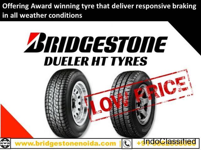 Enjoy the advantages of Bridgestone Run Flat Tyre