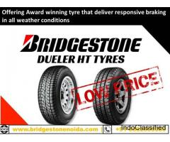 Enjoy the advantages of Bridgestone Run Flat Tyre