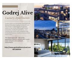 Godrej Properties Mumbai | Godrej Alive Mulund | 9071983434
