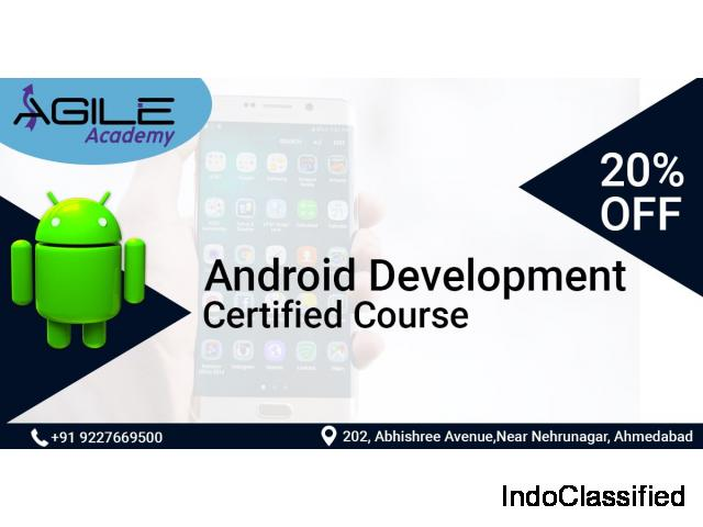 Android Course Training & Placement In Ahmedabad