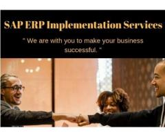 SAP ERP implementation services in Coimbatore