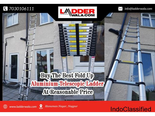 Telescopic Ladder at Best Price in India