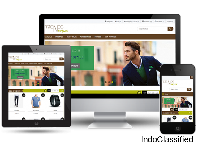 Nopcommerce Website Templates