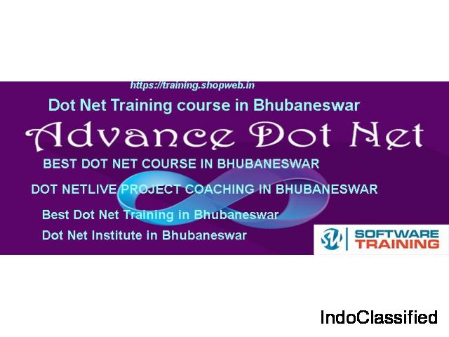 DOT NET COURSE IN BHUBANESWAR | DOT NET LIVE PROJECT IN BHUBANESWAR