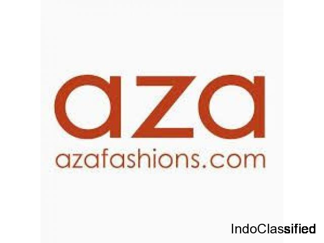10% Off on Designer Womenswear - Aza Fashions