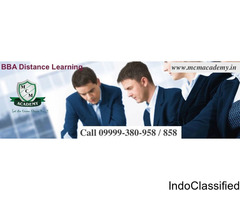Online Distance BBA Course Correspondence BBA Degre in India | MCM Academy Review