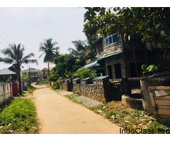 9 cent land with 2100sqft HOUSE near jilla panchayath office, Melamuri-ottapalam, Palakkad