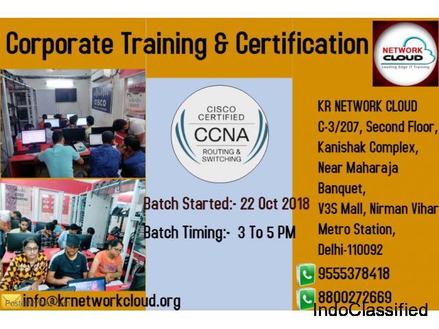 Best CISCO Training Institute in Delhi at Laxmi Nagar- Live Demo Class