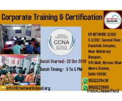 Best CISCO Training Institute in Delhi at Laxmi Nagar- Live Demo Class