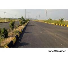 Open plots on easy installments at Bhongir jagdevpur road Hyderabad.