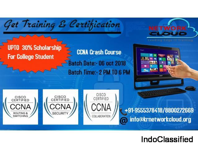 Winter Professional Internship In CISCO Delhi