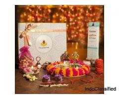 Shop Unique Diwali Gift Box Online at My Pooja Box