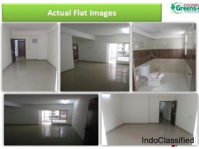 Buy Stylish 2 BHK (915 sq.ft) Apartment @ Panchsheel Greens 2, Gr. Noida West