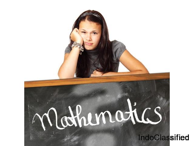 Maths Tutor in West Delhi   |Maths Tutor in east Delhi