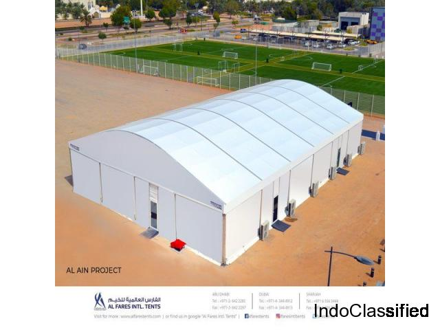 Event Tents and Marquees Rentals in UAE