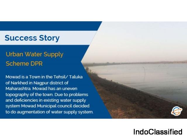 Urban Water Supply Scheme DPR