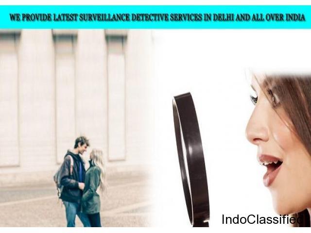 Best Investigator for Survelliance Detectives