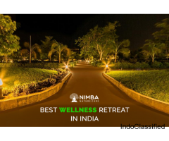 Best Wellness Retreat in India - Nimba Naturopathy Centre